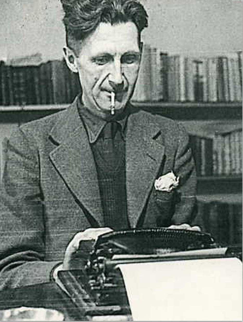 george orwell english essay